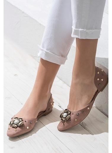 Elle Ayakkabı Pudra